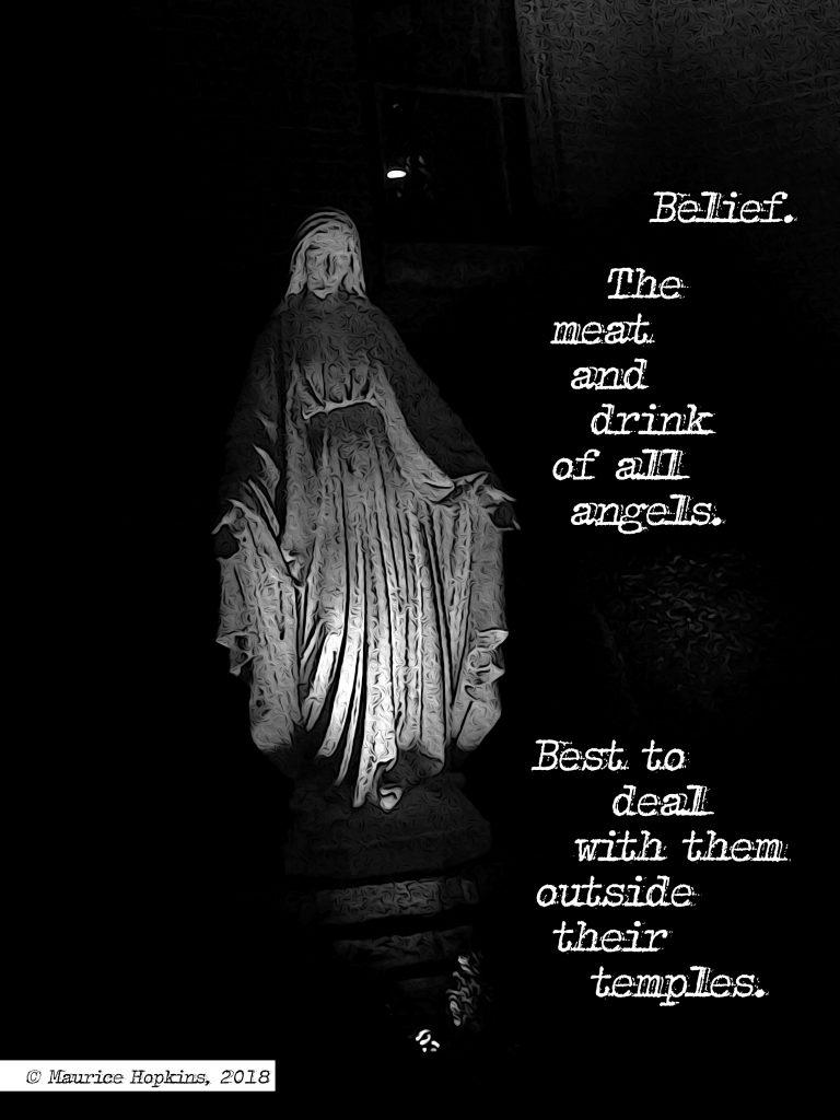 Belief A Strange Signal