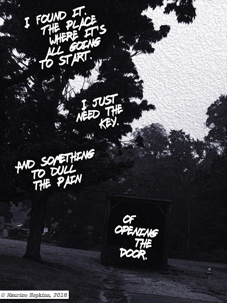 Pain Door A Strange Signal