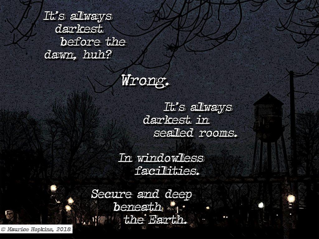 Wrong A Strange Signal