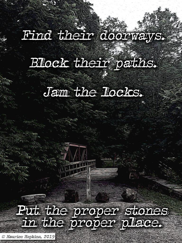 Stones A Strange Signal